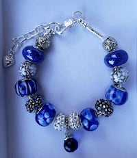 Blue color charm bracelet Baltimore, 21224