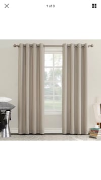 Darkening Thermal Grommet Curtains (6)