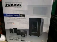 Hauss Platium series Montclair, 22025