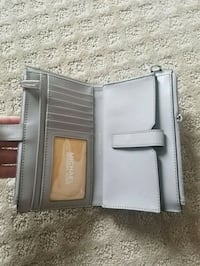 two gray leather bi-fold wallets Arlington, 22201