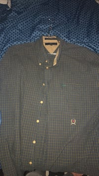 black and white button-up shirt Jurupa Valley, 92509