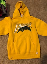 yellow and black Harley-Davidson pullover hoodie Regina, S4V 3B2