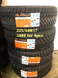 Winter tire sale Richmond Hill, L4C 2Y2
