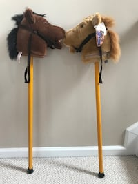 Horse Stick Animals Add AA batteries for horse sounds Gaithersburg, 20878