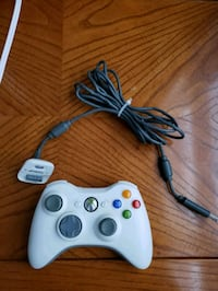 Xbox 360 controller with rechargeable battery Strathroy