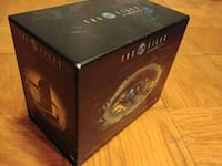 X-Files and Lone Gunmen complete seeies DVD sets 39 km