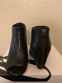 9 west wedge boots size 9.5 Tempe, 85283