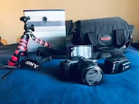 Sony Alpha a5100 Mirrorless Digital bundle Fullerton