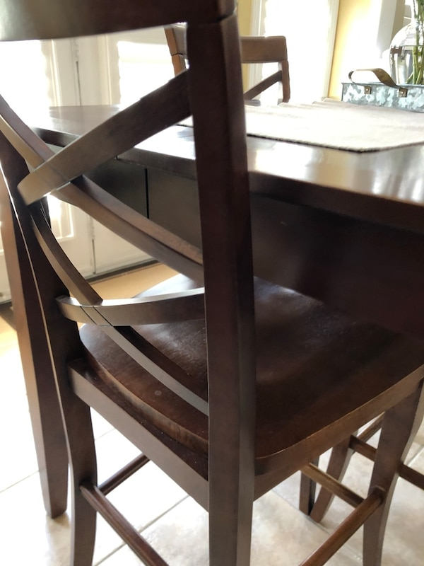 Solid Wood Kitchen Table 879d35c0-d6aa-41ab-a003-072f1c847275