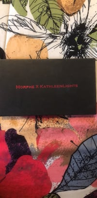 Morphe KathleenLights Makeup Palette Chantilly, 20152