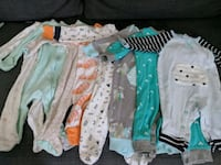baby's assorted clothes Falls Church, 22044
