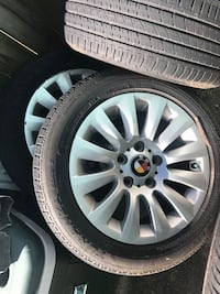 Bmw rim and tires Ormond Beach, 32176