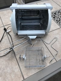 Baby George Rotisserie - used once manual included Brookfield, 53045