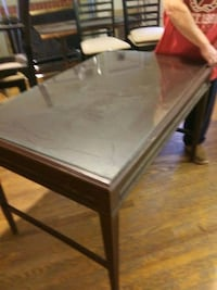 Real old table 70 or 80 real wood  Murfreesboro, 37130
