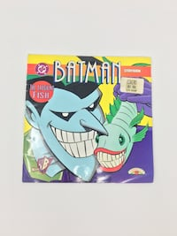 Batman: The Laughing Fish STORYBOOK