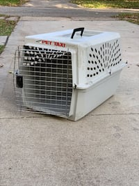 Pet Taxi Kennel Cage