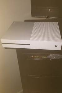 It's a xbox one s