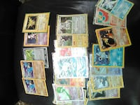 assorted Pokemon trading card collection Toronto, M6E 4V2