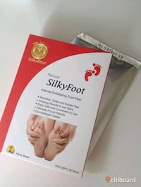 Baby Silky Foot One Shot Peeling   Oslo, 0598