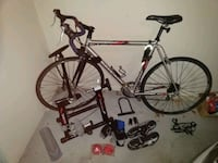 58cm Trek Road bike with extras Alexandria, 22315