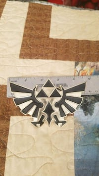Zelda belt buckle Red Deer, T4P 3P8