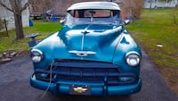 1952 Chevy Style Line Deluxe Pittsburgh