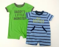 (153) Baby clothes for boys 0-24 months Etobicoke