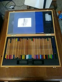 Watercolor Pencil Set