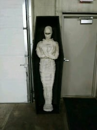 6' Tall Mummy! With Coffin!  Blaine, 55449