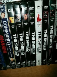 The Shield Complete Series DVD Sun Prairie, 53590