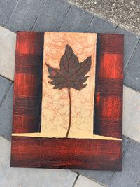Wooden Painting Mississauga, L5N 7T7