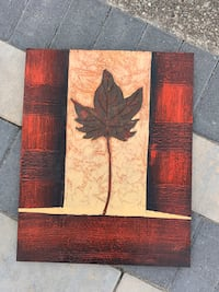 Wooden Painting