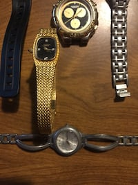Lot of used watches  Oklahoma City, 73107