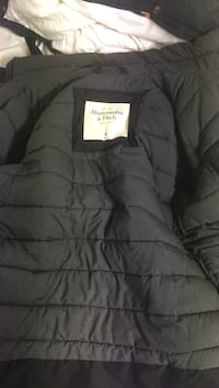 black The North Face bubble jacket Coquitlam, V3K 2K1