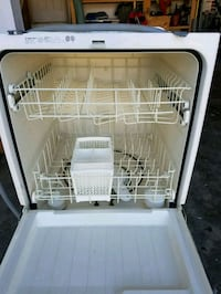 G.e. Dishwasher 2286 mi