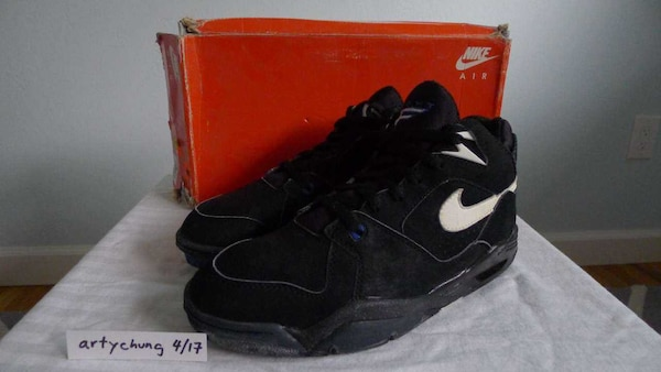 pretty nice c1638 6f6e5 1991 original pair Nike Air Bound Flight sz 10.5