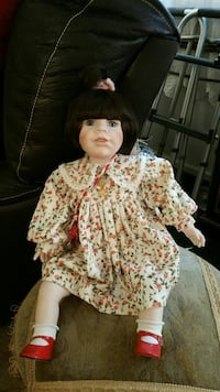 William Tung porcelain doll Augusta, 30906