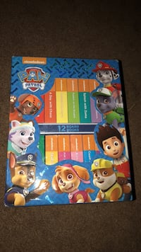 12 Paw Patrol Board Books  Westminster, 21158