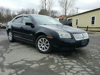 2008 Mercury Milan I 4 4dr Sedan Johnstown
