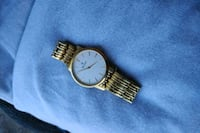 BULOVA WATCH GOLD TONE WATCH SIZE 38MM SMALL GOLD  South Gate, 90280