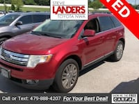 2008 Ford Edge Limited Rogers, 72758