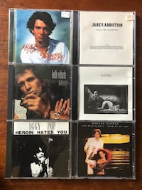 CDs For Sale (Priced Individually) Toronto, M4L 2P6