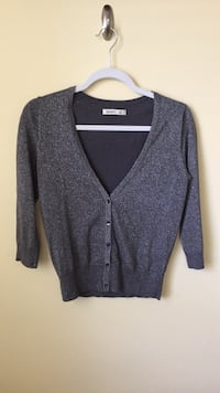 Sparkly silver Old Navy cardigan Mc Lean, 22102