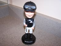 Jockey CALVIN BOREL 2009 KENTUCKY DERBY BOBBLEHEAD Vaughan