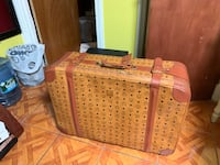 Vintage MCM Visetos Large Jet suitcase New York, 11369
