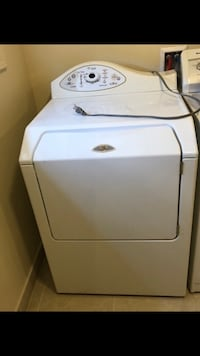 white front-load clothes washer Salinas, 93905
