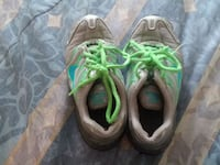 pair of green-and-black Nike running shoes Jonesborough, 37659