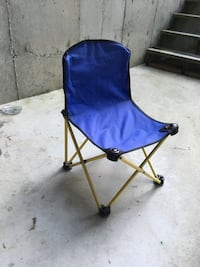 Chair folding Great for camping/fishing etc $20 Surrey, V4N