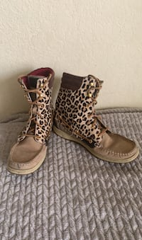 Sperry Top-sider Hiker Boots Size 9.5