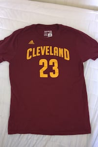 LeBron James - Cavaliers Player Name T-Shirt (Size: Youth Large) Mississauga, L5V 1J9